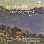 Saint-Saëns: Piano Concertos, Vol. 1
