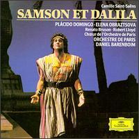 Saint-Saëns: Samson Et Dalila - Constantin Zaharia (vocals); Gerard Friedmann (vocals); Michel Hubert (vocals); Pierre Thau (bass); Plácido Domingo (tenor);...