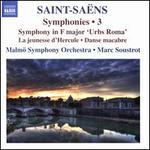 Saint-Sa�ns: Symphonies, Vol. 3