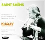 Saint-Saëns: Symphony No. 1; Cello Concerto No. 1; La Muse et la Poete