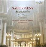 """Saint-Saëns: Symphony No. 3 """"Organ""""; Urbs Roma"""