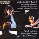 Saint-Saëns: Urbs Roma; Symphony 2; Africa