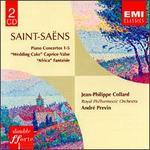 Saint-Sa?ns: Piano Concertos 1-5; Wedding Cake Caprice-Valse