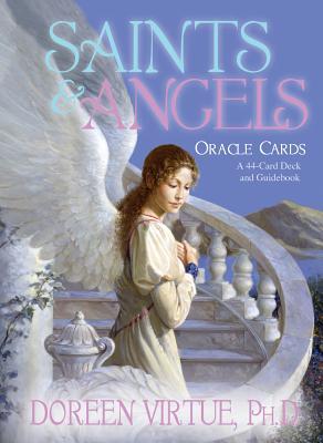 Saints & Angels Cards - Virtue, Doreen, Ph.D., M.A., B.A.