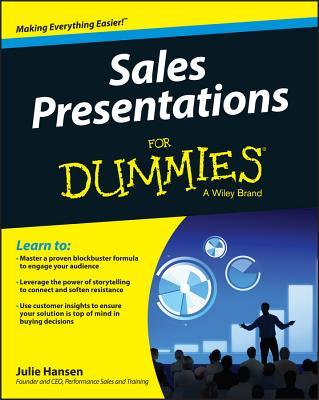 Sales Presentations for Dummies - Hansen, Julie M