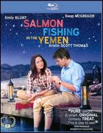 Salmon Fishing in the Yemen [Blu-ray] [Includes Digital Copy] [UltraViolet] - Lasse Hallstr�m