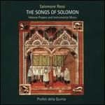Salomone Rossi: The Song of Solomon