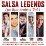 Salsa Legends: Los Romanticos, Vol. 1