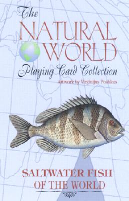 Saltwater Fish of the World Playing Cards -