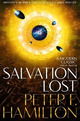 Salvation Lost - Hamilton, Peter F.