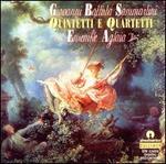 Sammartini: Quintetti e Quartetti