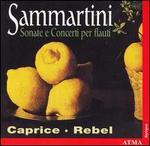Sammartini: Sonate e Concerti per flauti
