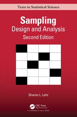 Sampling: Design and Analysis - Lohr, Sharon L.