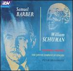 Samuel Barber, William Schuman: Choral Music