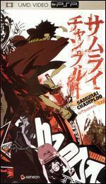 Samurai Champloo: Episodes 1 & 2 [UMD]
