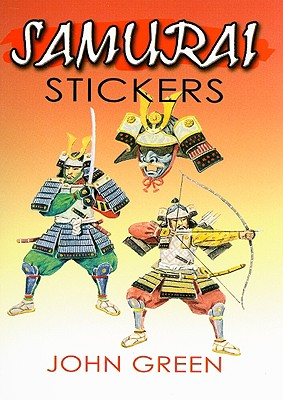 Samurai Stickers - Green, John (Creator)