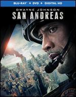San Andreas [Blu-ray/DVD] [2 Discs] - Brad Peyton