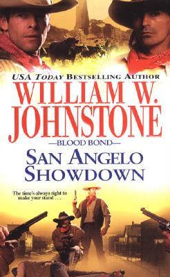 San Angelo Showdown - Johnstone, William W