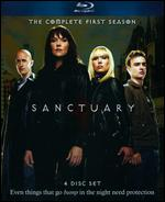 Sanctuary: The Complete First Season [Blu-ray] -
