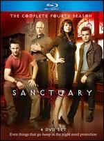 Sanctuary: The Complete Fourth Season [4 Discs] [Blu-ray]