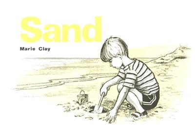 Sand: The Concept about Print Test - Clay, Marie M