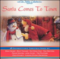 Santa Comes to Town [United Multi Media #2] - Various Artists