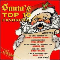 Santa's Top 10 Favorites - Various Artists