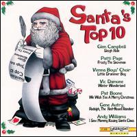 Santa's Top 10 - Various Artists