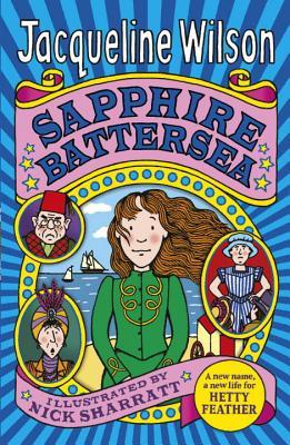 Sapphire Battersea - Wilson, Jacqueline