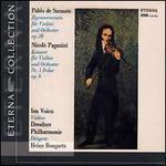 Sarasate, Paganini: Violin Works