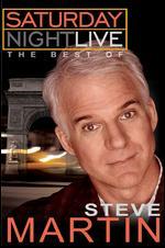 Saturday Night Live: The Best of Steve Martin -