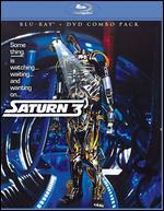 Saturn 3 [2 Discs] [Blu-ray/DVD]