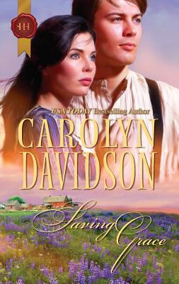 Saving Grace - Davidson, Carolyn