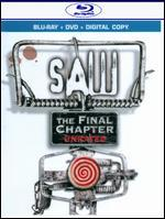 Saw: The Final Chapter [2 Discs] [Includes Digital Copy] [Blu-ray/DVD]