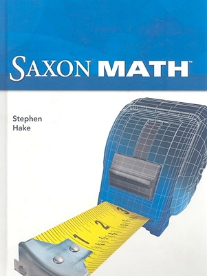Saxon Math Intermediate 5 - Hake, Stephen