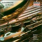 Saxophone & Piano, Vol. 2