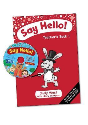 Say Hello TB 1 - West, Judy