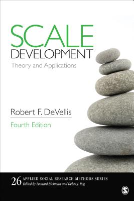 Scale Development: Theory and Applications - Devellis, Robert F, Dr.