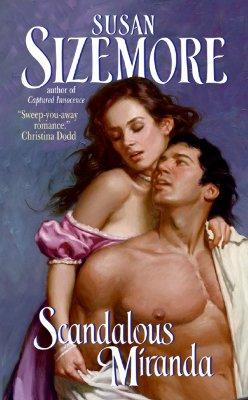 Scandalous Miranda - Sizemore, Susan