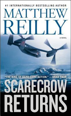 Scarecrow Returns - Reilly, Matthew