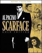 Scarface [Gold Edition] [Includes Digital Copy] [Blu-ray]