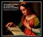 Scarlatti: Il Martirio di Santa Cecilia