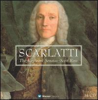 Scarlatti: The Keyboard Sonatas - Christophe Coin (cello); Marc Vallon (bassoon); Michel Henry (oboe); Monica Huggett (violin); Scott Ross (organ);...