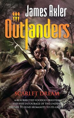 Scarlet Dream - Axler, James
