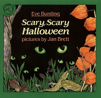 Scary, Scary Halloween - Bunting, Eve, and Brett, Jan (Illustrator)