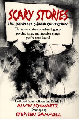 Scary Stories Box Set - Schwartz, Alvin