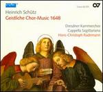 Schütz: Geistliche Chor-Musik, 1648