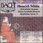Schütz: Musikalische Exequien; Kleine geistliche Konzerte; Symphoniae Sacrae II