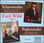 Scharwenka: Piano Concerto No. 1; Polish Dance; Paderewski: Piano Concerto; Fantaisie Polona