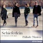 Schieferlein: Sonates en trio